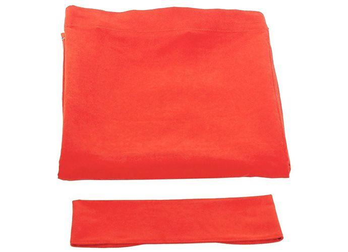 Штора Красный апельсин Apolena, арт. 08-Z021/1