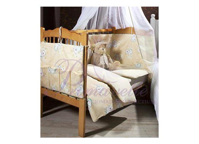 Детский постельное белье Dreammy Primavelle бежевый
