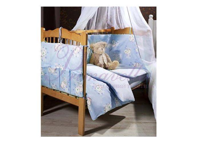Детский постельное белье Dreammy Primavelle голубой
