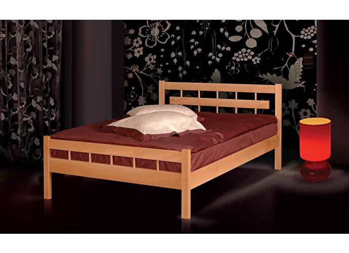 Кровать Фокин Александрия 2 Ольха