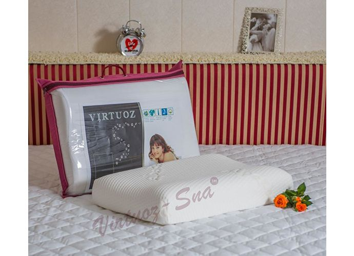 Подушка Виртуоз сна Deluxe