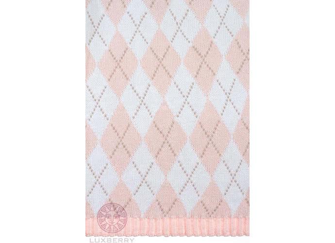 Детский плед Luxberry Imperio 252, 75х100 розовый