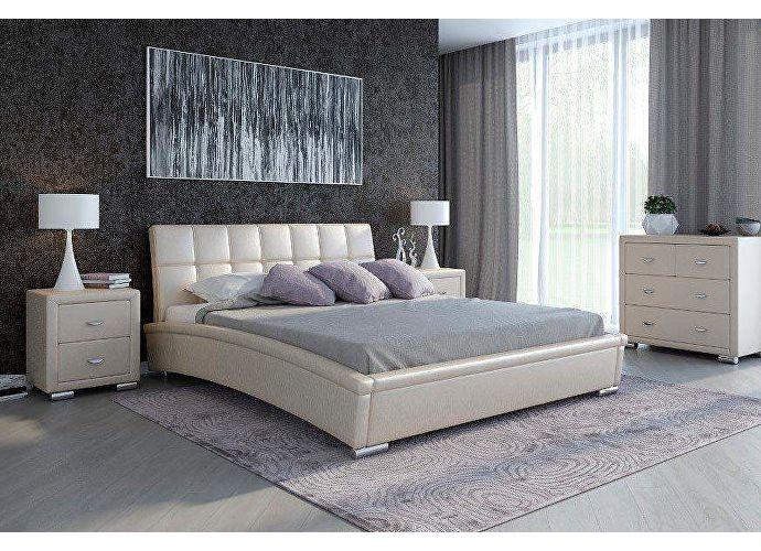 Кровать Орматек Corso-1 цвета люкс и ткань 160 x 190 см. Скидка 20%  | SPIM.RU - Москва  | Орма - Мебель