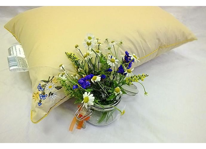 Подушка Natures Цветочное разнотравье 50