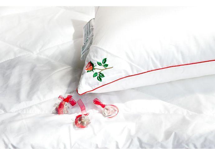 Бамбуковое одеяло Natures Ароматная роза, всесезонное