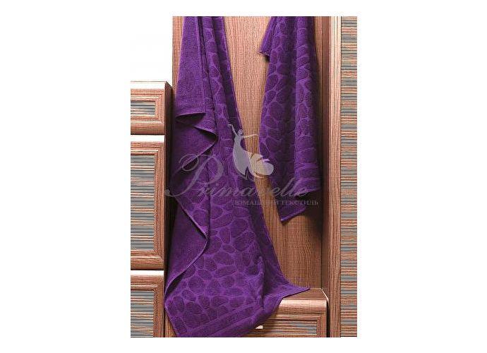 Набор полотенец Primavelle Piera, 50x90 (2 шт.) фиолетовый