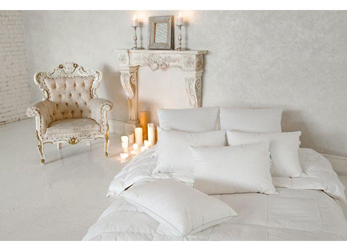 Одеяло пуховое Natures Серебряная мечта, теплое