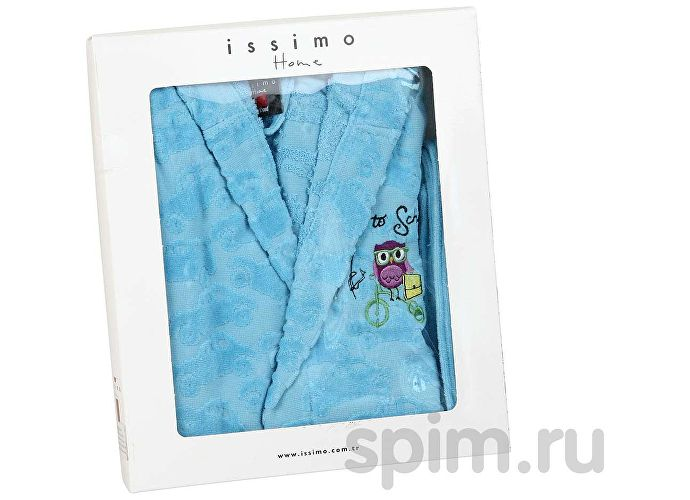 Детский халат Issimo Barney