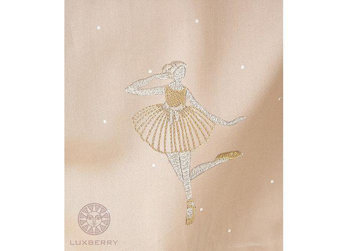 Детское постельное белье Luxberry Ballet, простыня без резинки