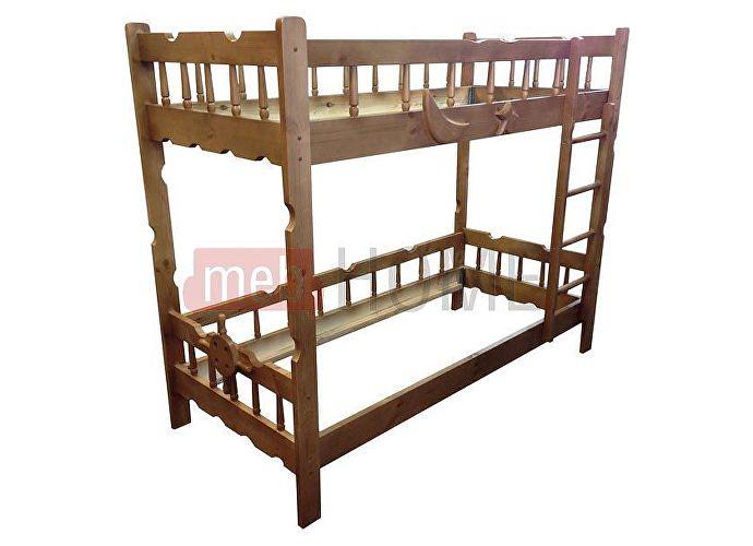 Кровать Штиль Шале дуб