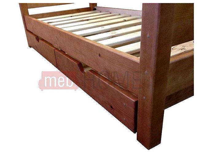 Кровать Норман Шале орех