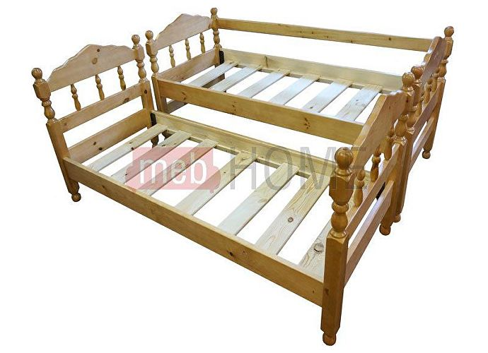 Кровать Ниф ниф Шале ольха
