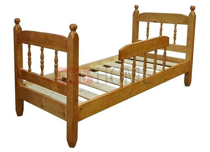 Кровать Кузя 1 Шале ольха