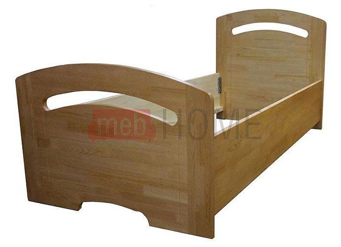 Кровать Шале Алсу орех