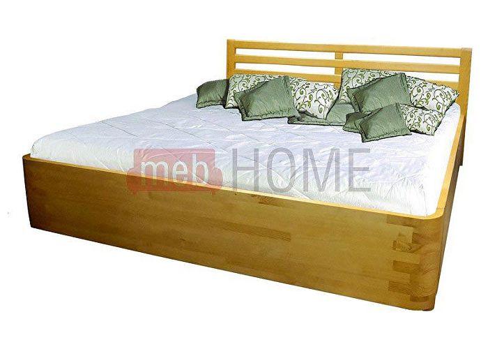Кровать Шале Аура ольха