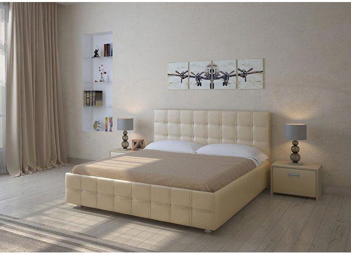 Кровать Life 3 Box Бежевый Cream (Terra-101)