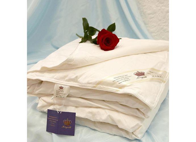Шелковое одеяло Kingsilk Классик летнее