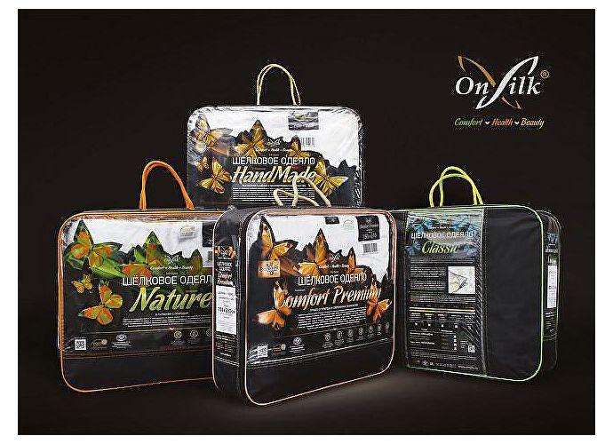 Шeлковое одеяло Onsilk Comfort Premium среднее