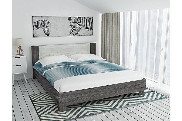 Кровать Sontelle Ферри с матрасом Libre Castom support