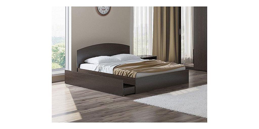 кровать 140х200 (140 на 200)