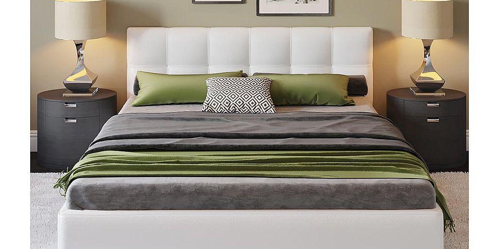 кровать 140х190 (140 на 190)