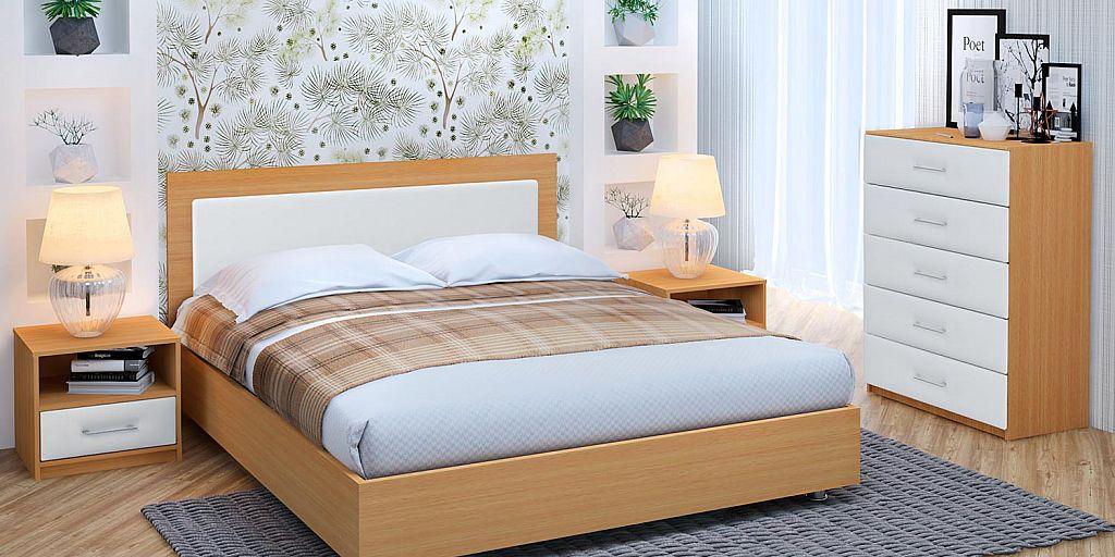 кровать 90х195 (90 на 195)