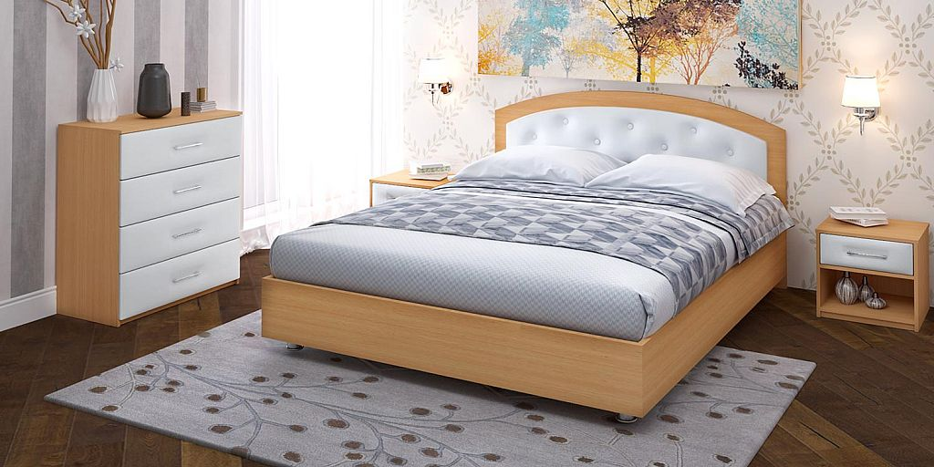 кровать 120х195 (120 на 195)