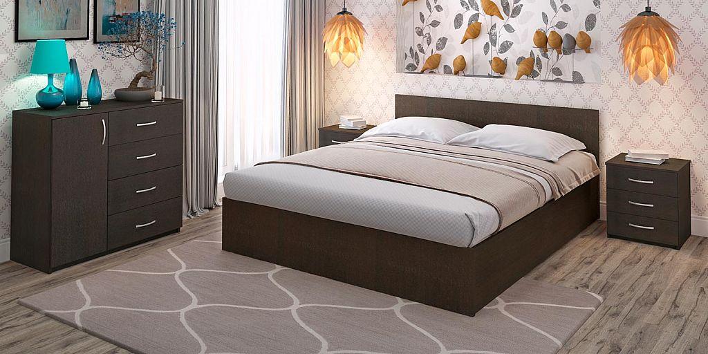 кровать 200х200 (200 на 200)