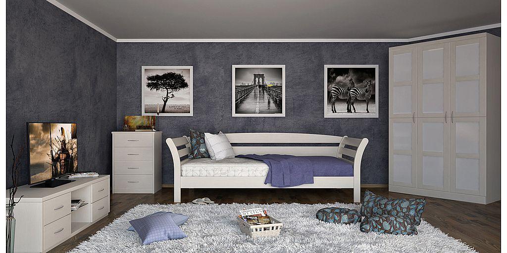 кровать 70х195 (70 на 195)
