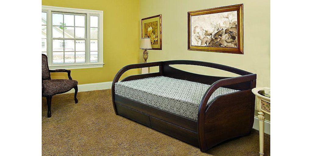 кровать 100х200 (100 на 200)