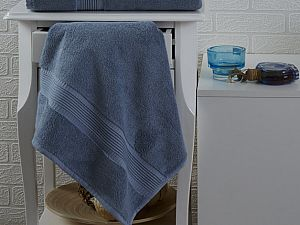 Купить полотенце Sofi De Marko Zetes 50х90 см, стоне