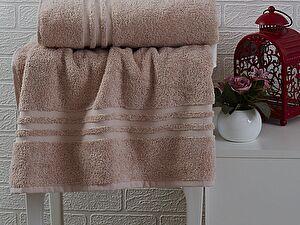 Купить полотенце Sofi De Marko Sila 50х90 см, пудра