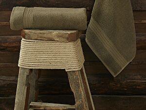 Купить полотенце Sofi De Marko Arigon 50х90 см, кофе