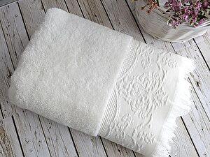 Полотенце Sofi De Marko Feronia 50х90 см, белое