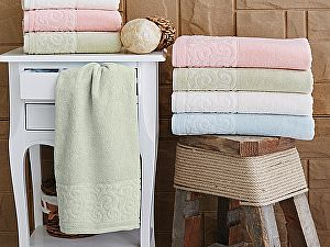 Купить полотенце Sofi De Marko Tiffany 50х90 см, св. зеленое