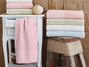 Купить полотенце Sofi De Marko Tiffany 50х90 см, абрикосовое