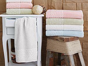 Купить полотенце Sofi De Marko Tiffany 50х90 см, кремовое