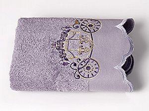 Купить полотенце Sofi De Marko Sofia-3 50х90 см, фиолетовое