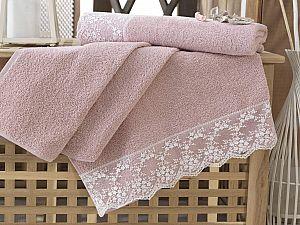 Купить полотенце Sofi De Marko Monika 50х90 см, пудра