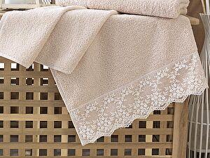 Купить полотенце Sofi De Marko Monika 50х90 см, бежевое