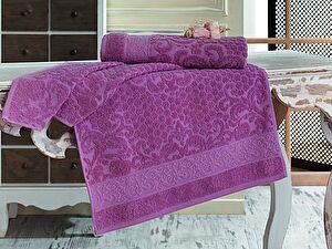 Купить полотенце Sofi De Marko Anji 50х90 см, грязно-розовое