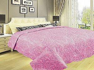 Купить плед KingSilk DA Classic 34-7, розовое