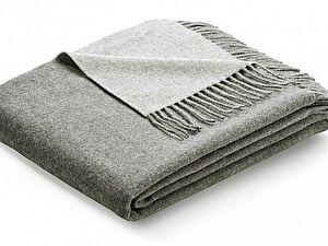 Купить плед Biederlack Soft Impression Grau-silber