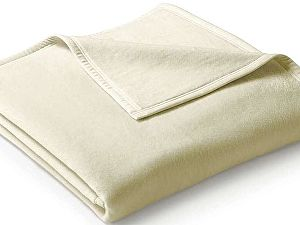 Купить плед Biederlack Uno Cotton Natur