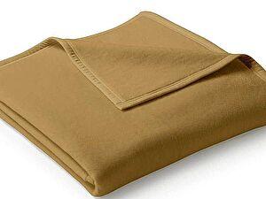 Купить плед Biederlack Uno Cotton Camel