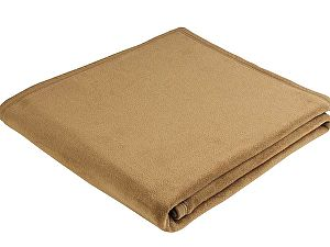 Купить плед Biederlack Solid Uno Soft Kamel
