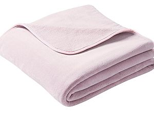 Купить плед Biederlack Solid Pure Soft Rose