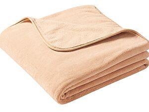 Купить плед Biederlack Solid Pure Soft Camel