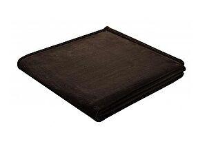 Купить плед Biederlack Solid Soft & Cover Dunkelbraun