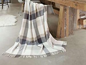 Купить плед Biederlack Sage Tones Chek Wool